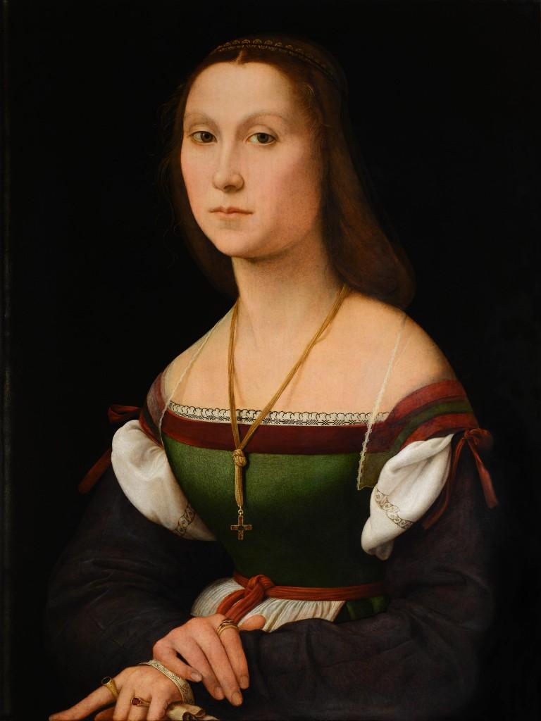 Portrait von Raffaello